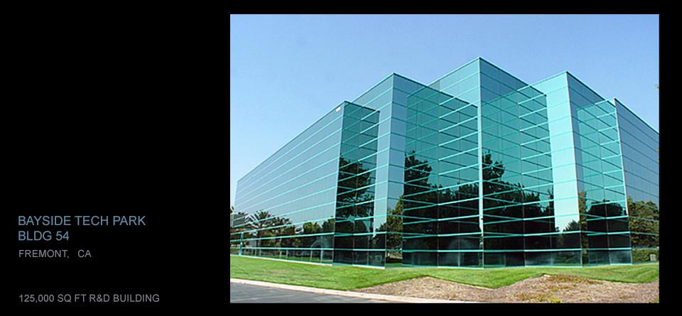 BAYSIDE TECHNOLOGY PARK_BLDG 54_R&D